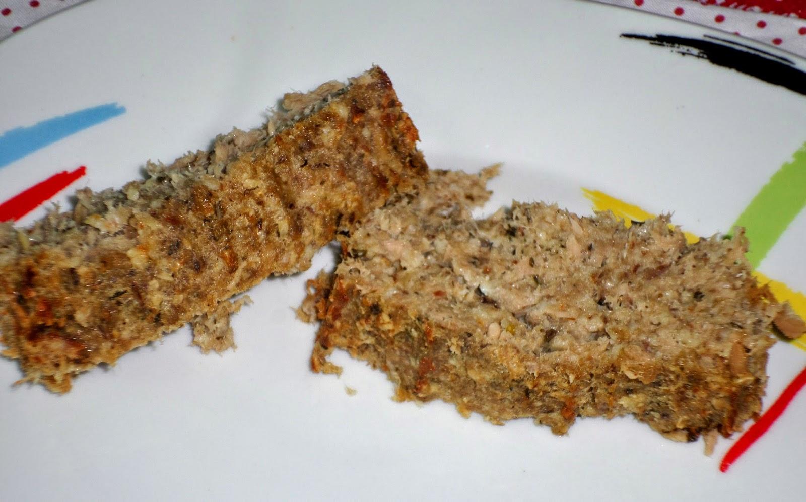 bolo de sardinha