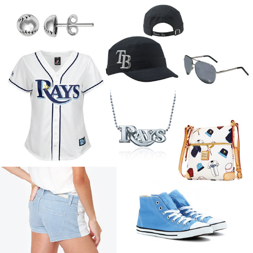 Tampa Bay Rays outfit