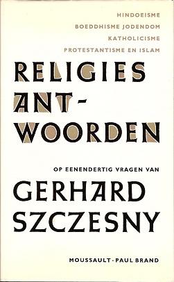 Religies antwoorden op Eenendertig vragen van Gerhard Szczesny