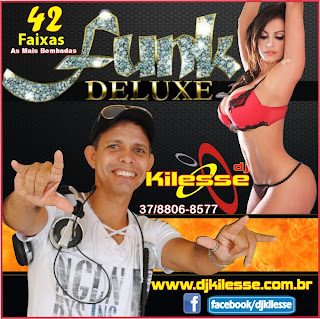 Capa do álbum Funk De Luxe 2013
