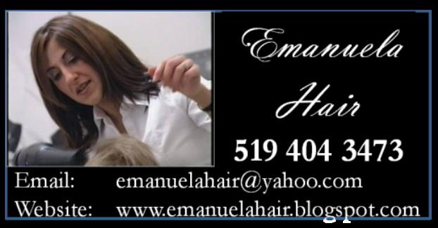 Emanuela Hair