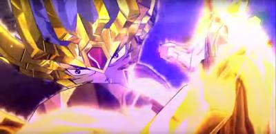 Saint Seiya: Soldiers Soul un nuovo trailer per il VideoGame