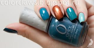 Orly Saphire Silk