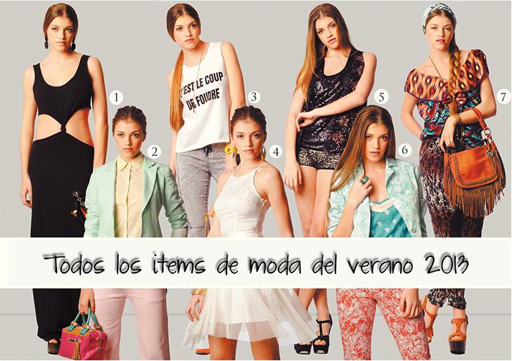 moda argentina verano 2013