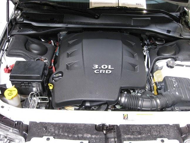 Chrysler 2015 Chrysler 300 Motor