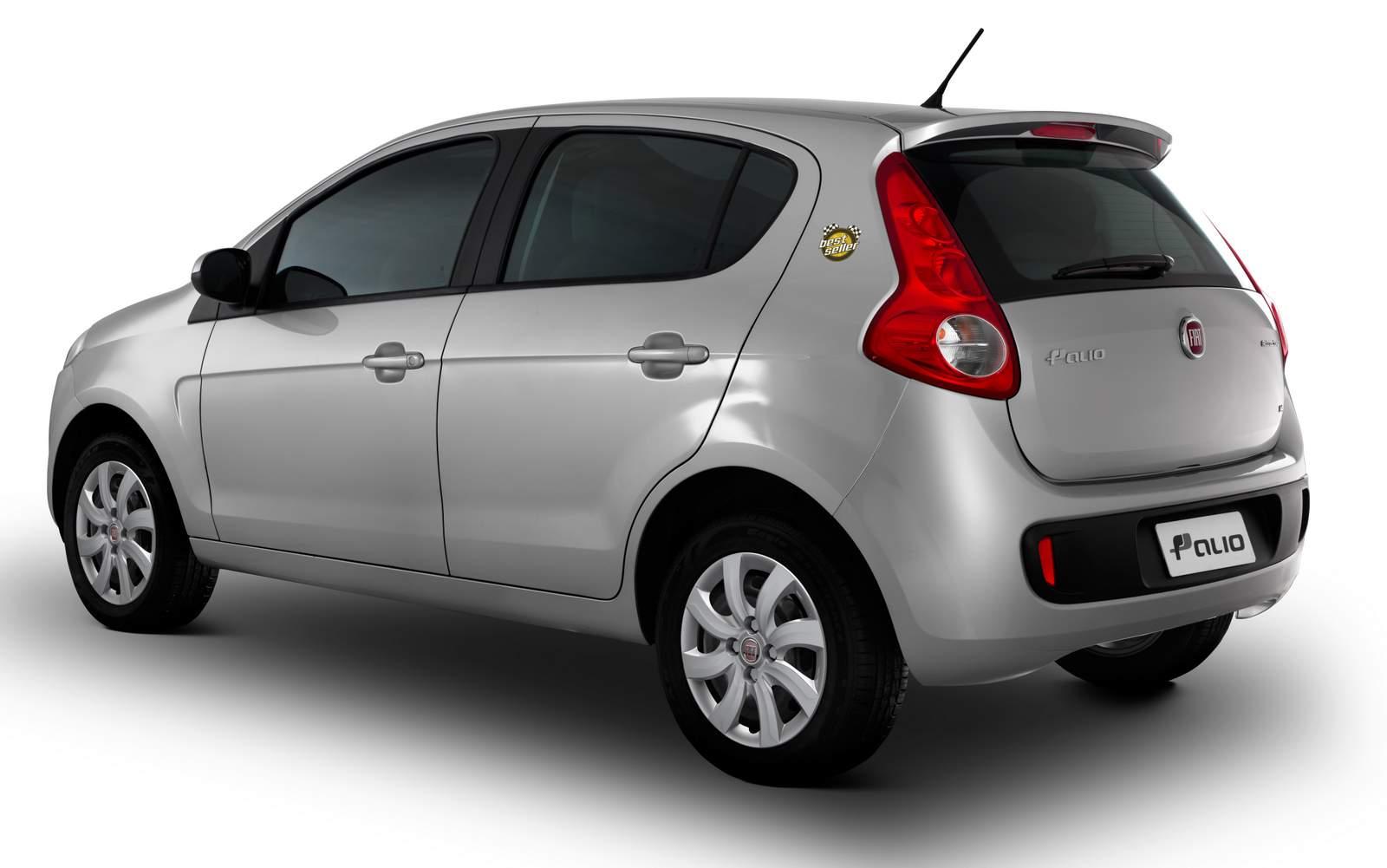 Fiat Palio 2015 Best Seller