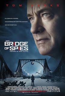 Bridge of Spies Movie Poster 1