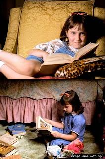 matilda, pelicula matilda, libro matilda, erase una vez asi, blog erase una vez asi, julia zavala