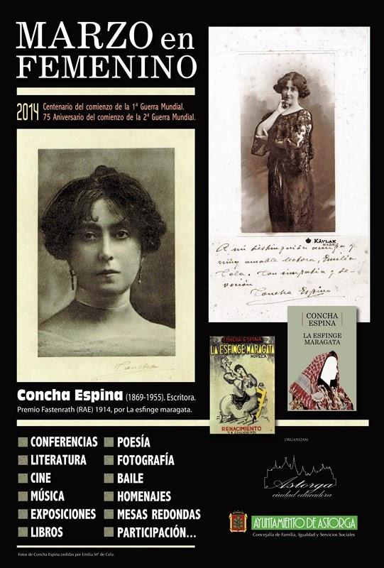 MARZO EN FEMENINO 2014