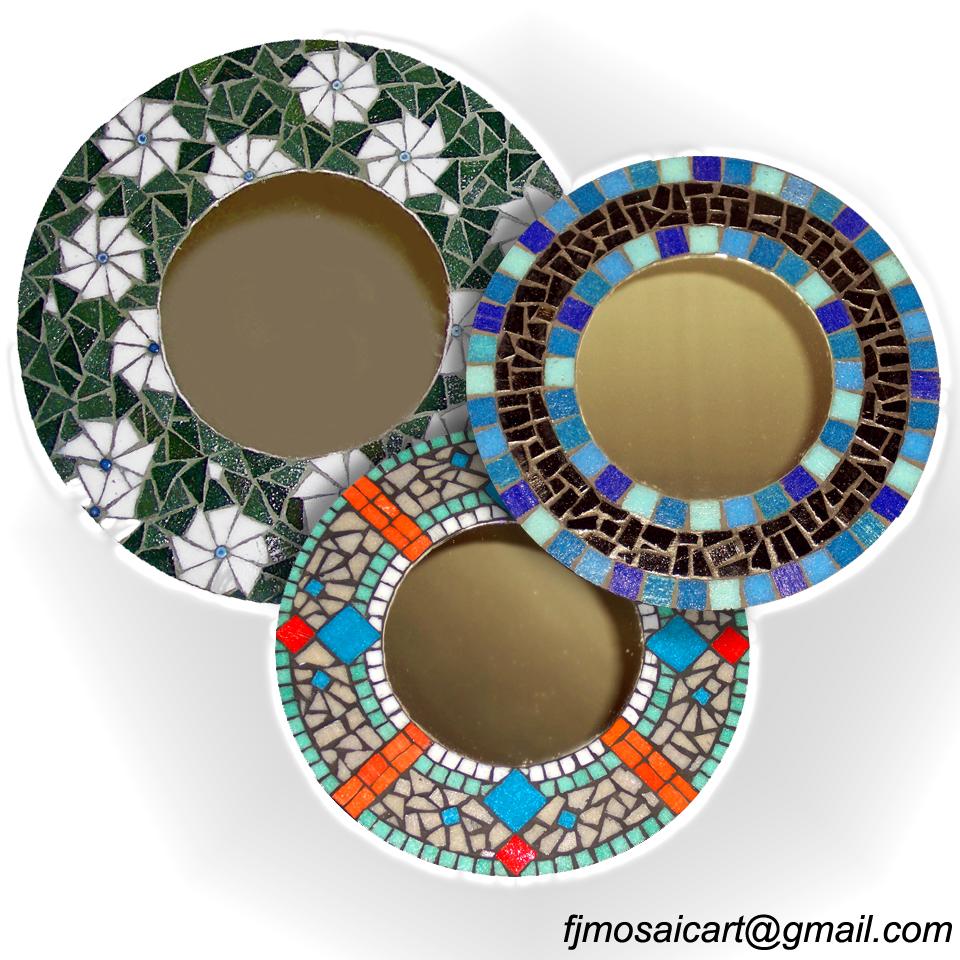 Mosaico creativo de fj mosaic art feria de dise o for Disenos para mosaicos
