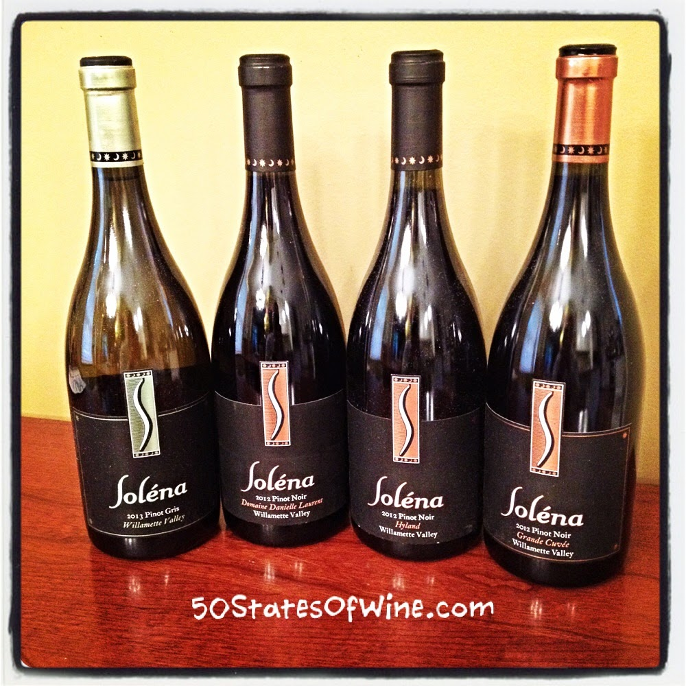 Soléna Estate Wines
