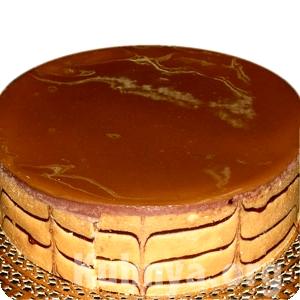 Прозрачная глазурь для торта рецепт