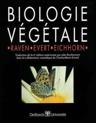 Livre pdf Biologie végétale - De Boeck