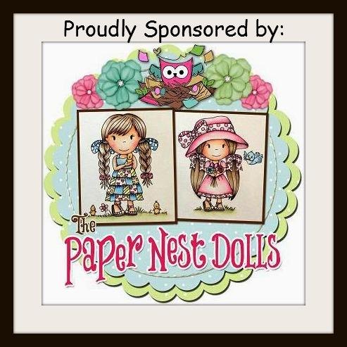 February 2017 Sponsor ~ Paper Nest Dolls