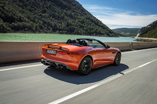 2014 Jaguar F-Type Convertible Pictures and Review