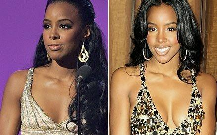 implants breast Kelly rowland