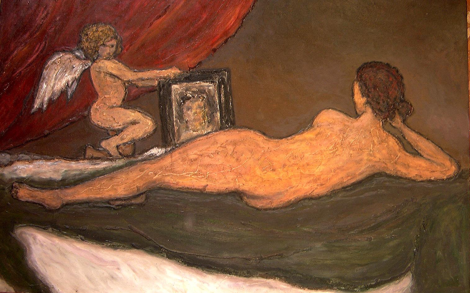 Venus del espejo imagen - La venus del espejo ...