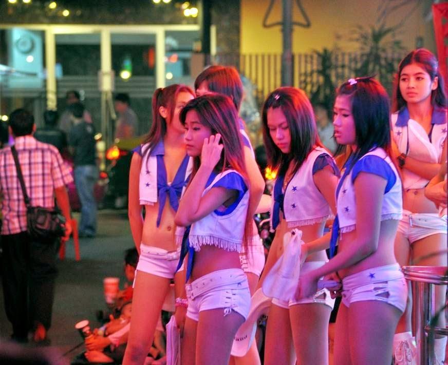 Girl Friendly Hotels in Soi Cowboy