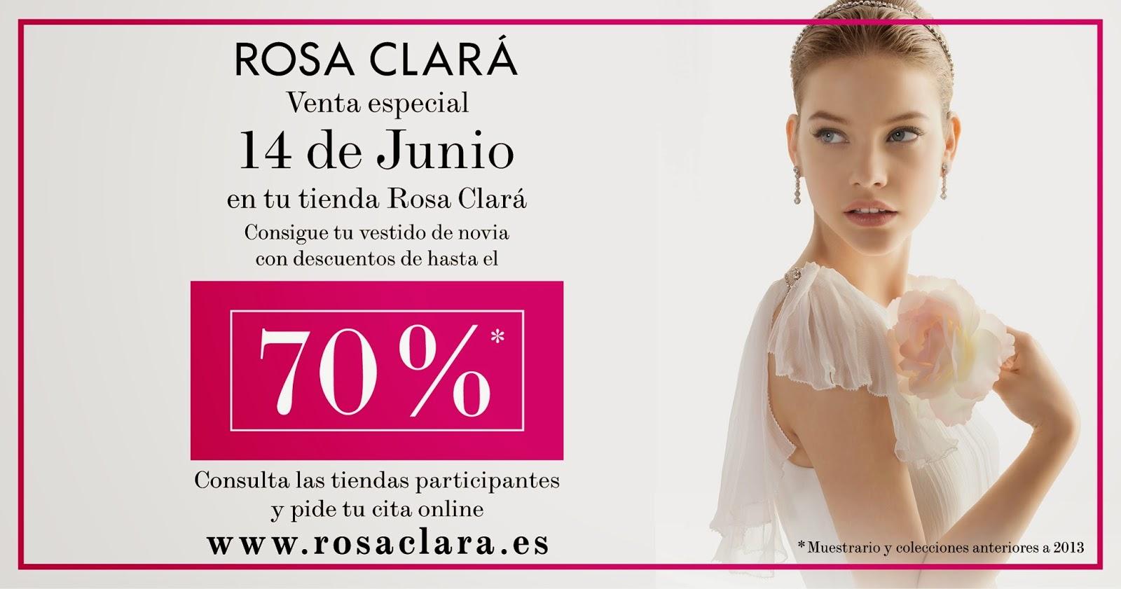 venta especial vestidos novia rosa clara blog bodas mi boda gratis