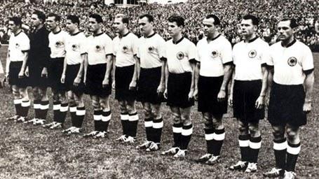 Time Alemanha final da copa de 1954