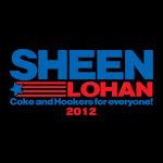 SHEEN/LOHAN 2012