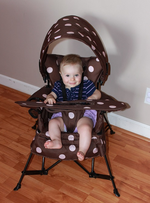 My family and I had the privilege of reviewing a Go With Me Chair from Kelsyus. These chairs are suitable for children ages 3 months to school aged kids up ...  sc 1 st  Airplanes and Dragonflies & Airplanes and Dragonflies: Go With Me Chair from Kelsyus Review and ...