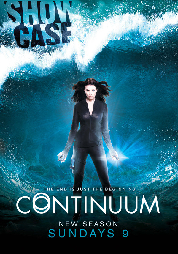 Download Continuum - 1º, 2º Temporada HDTV - Bluray - Torrent