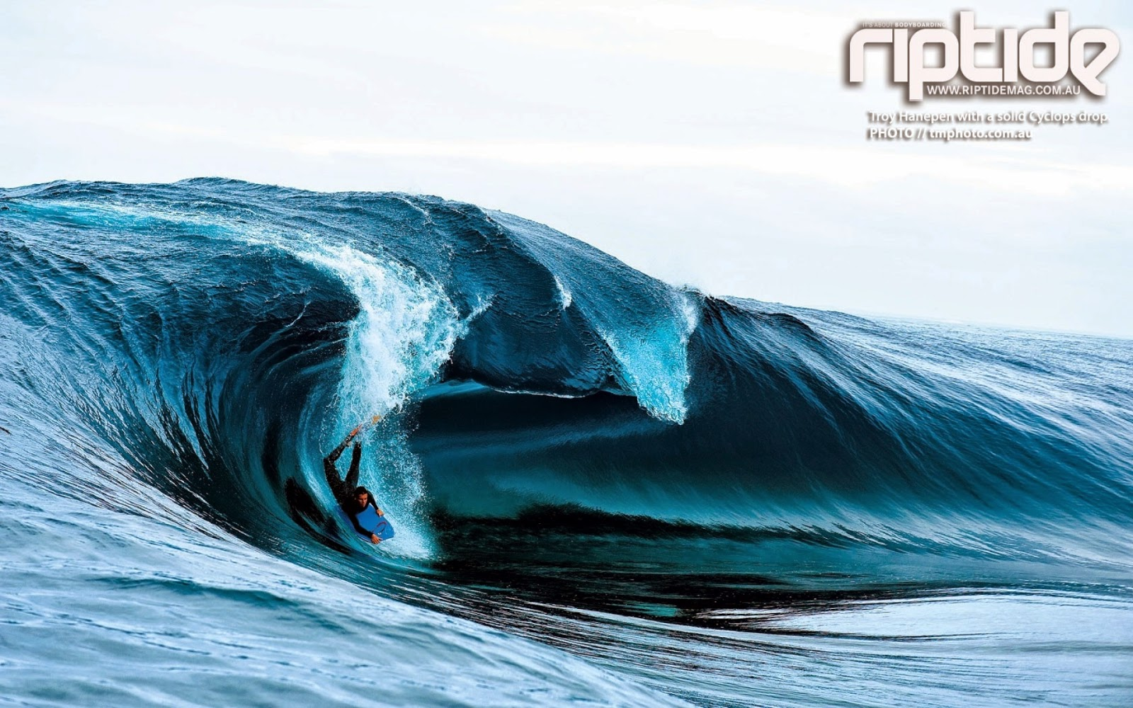 Bodyboarding wallpapers riptide