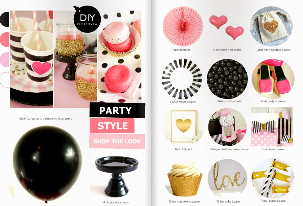 Bird's Party Magazine - Valentine Issue