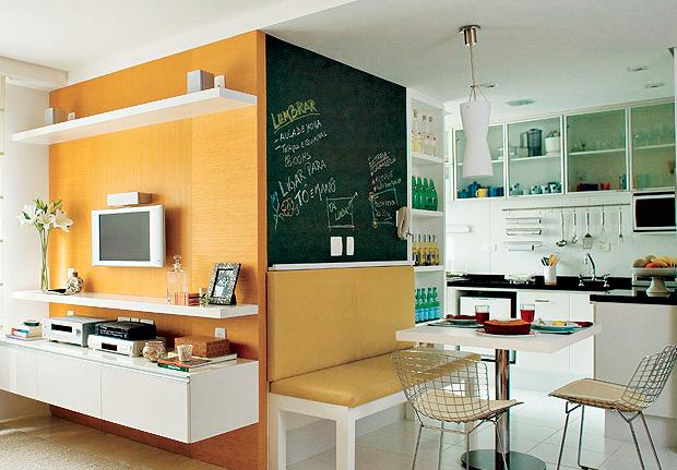 decoracao de cozinha e quarto juntos : decoracao de cozinha e quarto juntos:Fiquei imaginando,agora dá para deixar as crianças pintar o sete nas