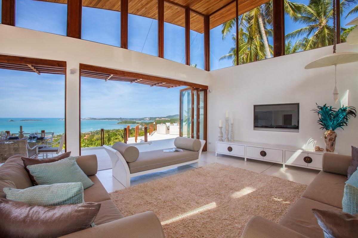 luxury life design  amazing villa kya