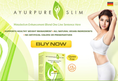 Ayupure Slim: Cara kuruskan badan secara semula jadi