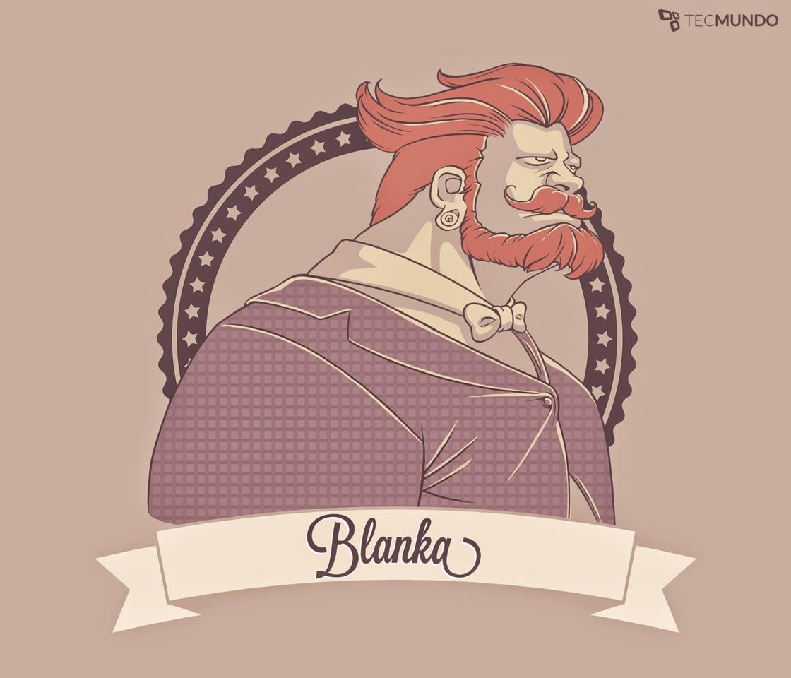 Blanka Hipster