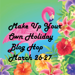 Make Up Your Own Holiday Blog Hop