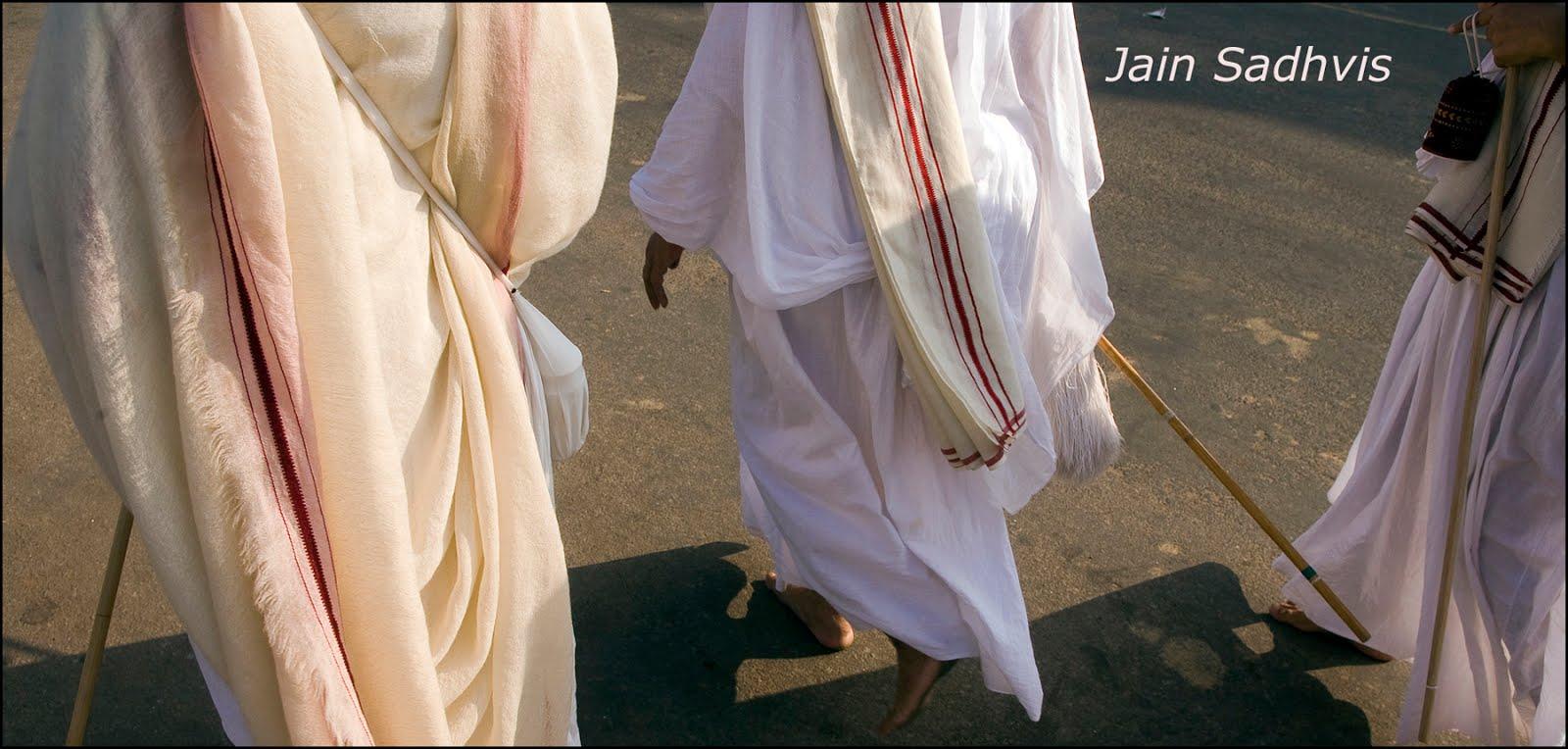 Jain Sadhvis