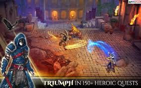 BLOOD & GLORY: IMMORTALS MOD APK 1.1.1 (Unlimited Money) Android