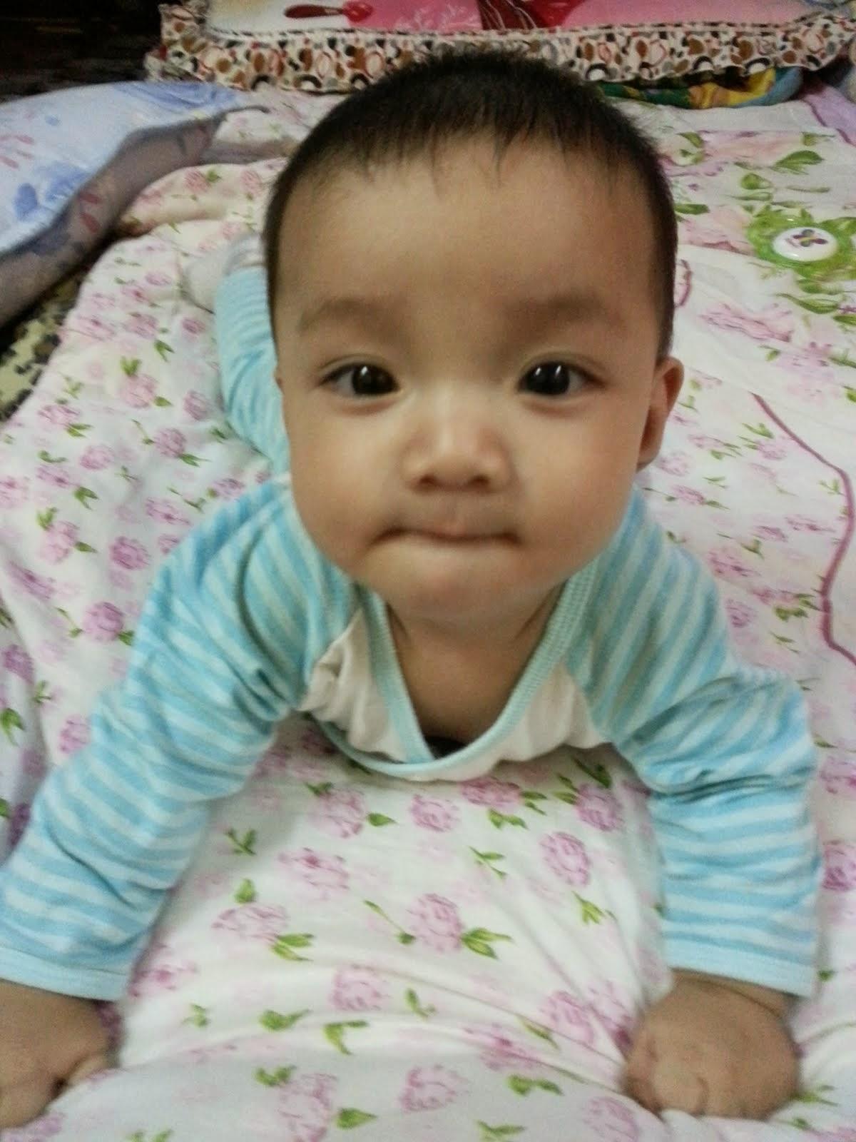 haikal 3 bulan