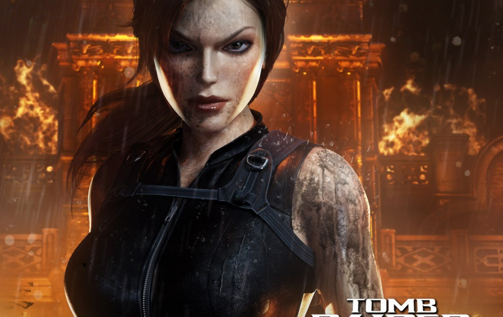 Tomb Raider movie reboot - New shots of Alicia Vikander as