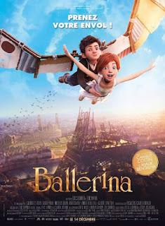 Leap ! – Ballerina (2016) Cam