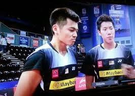 Badminton sukan komanwel 2014