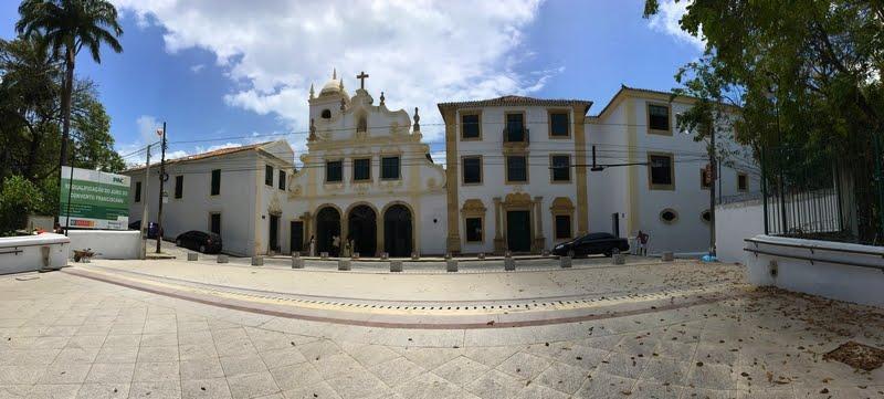 Igreja e Convento de São Francisco, Olinda