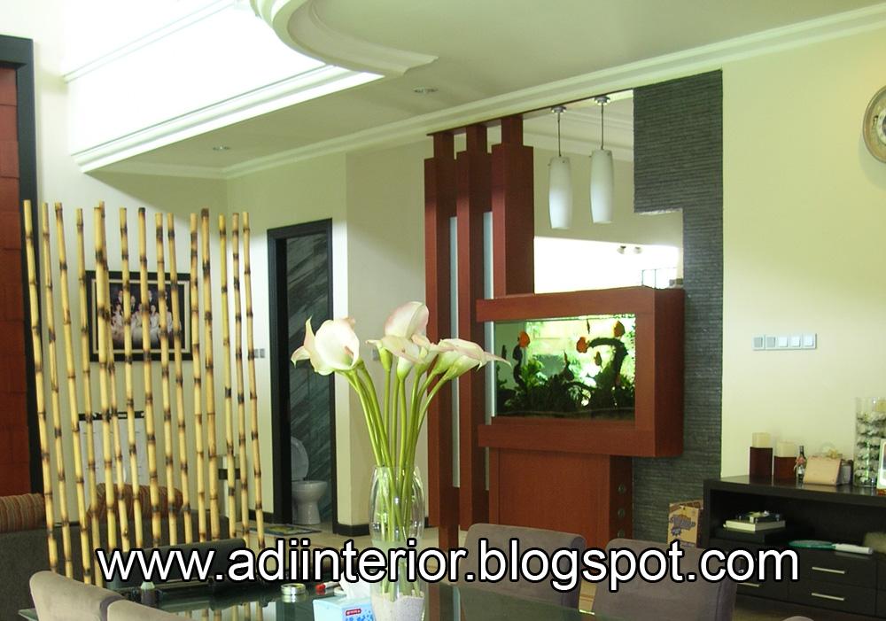 interior furniture ruang keluarga & ruang tamu