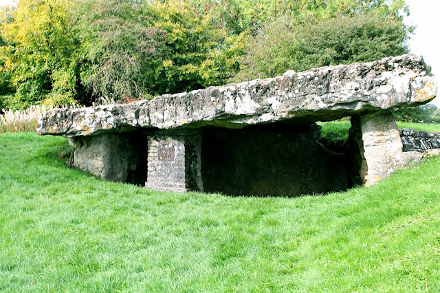 welsh ancient burial chamber