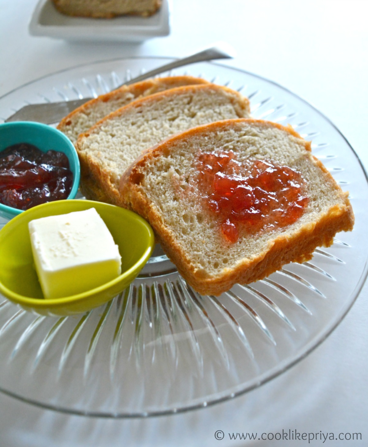 Vegan wheat bread recipe