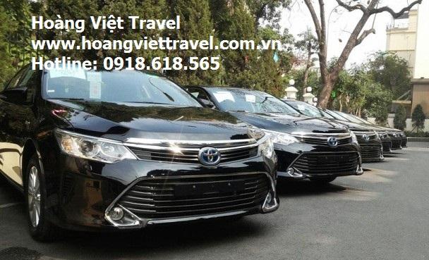 Cho thuê xe và cung cấp lái xe biết tiếng Hàn/Anh