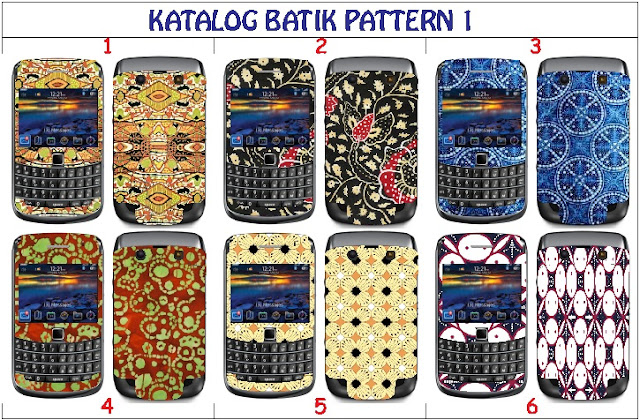 garskin batik