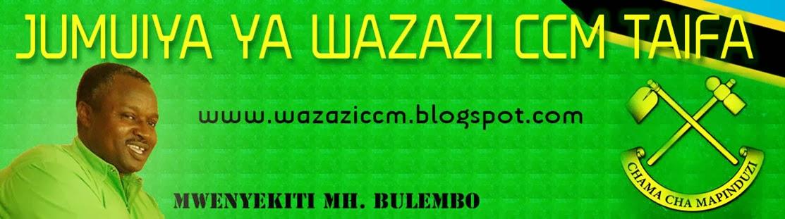 Umoja wa Wazazi Tanzania CCM