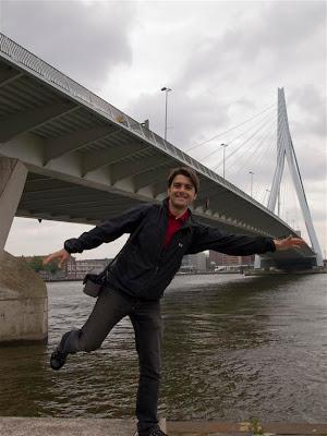 Puente Erasmus de Rotterdam