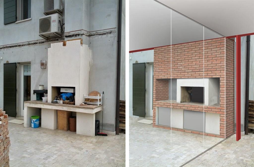 Riccardo bandera architetto pes ristrutturazione con for Suite prefabbricata