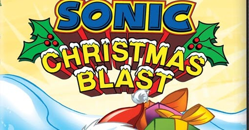 tales from ideath sonic christmas blast - Sonic Christmas Blast